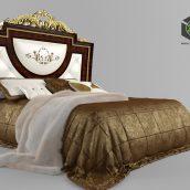 classic furniture 1671 (3ddanlod.ir)