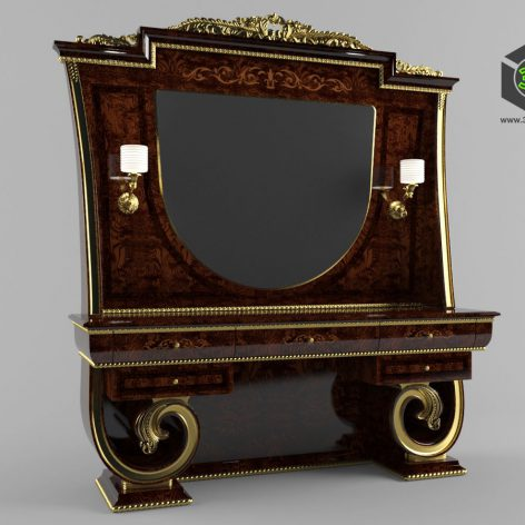 classic furniture 1679 (3ddanlod.ir)