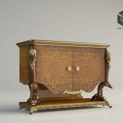 classic furniture 202 (3ddanlod.ir)