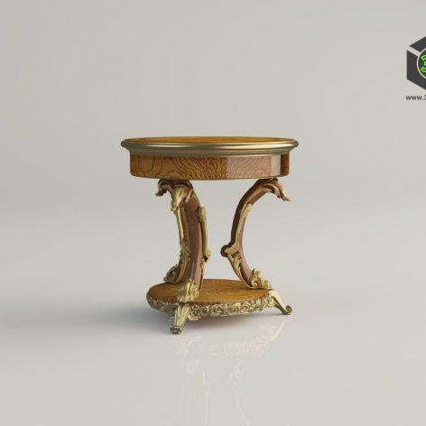 classic furniture 216 (3ddanlod.ir)