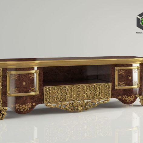 classic furniture ar1554 (3ddanlod.ir)