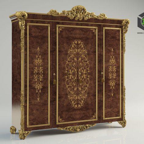 classic furniture ar1560 (3ddanlod.ir)