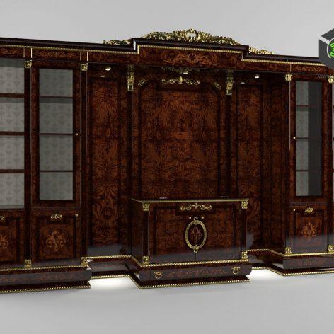 classic furniture composition01 (3ddanlod.ir)