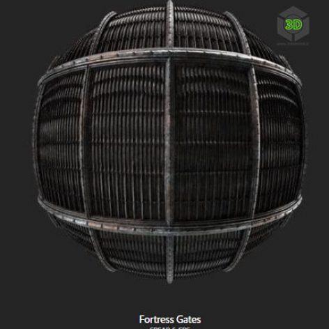 fortress_gates (3ddanlod.ir)