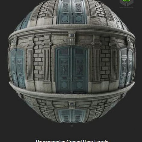 haussmannian_ground_floor_facade (3ddanlod.ir)