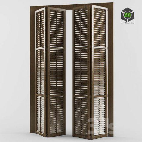 shutters (3ddanlod.ir)