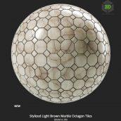 stylized_light_brown_marble_octagon_tiles (3ddanlod.ir)