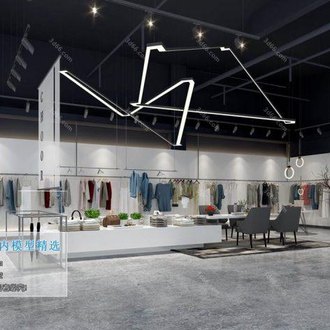 A019-现代风格-Modern style (3ddanlod.ir)
