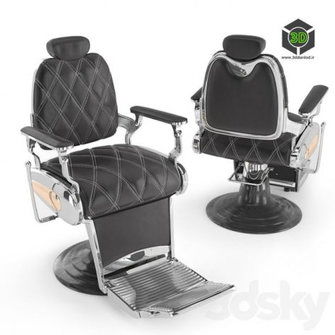Armchair for Hairdresser(3ddanlod.ir)373