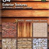 Artbeat.Exterior.Complete.Textures(3ddanlod.ir)