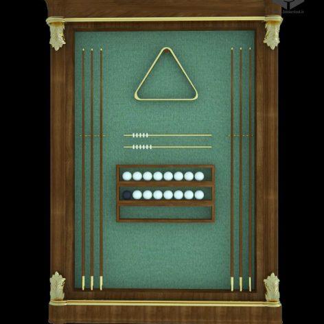 Billiard - ModeneseGastone (3ddanlod.ir)