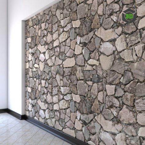 Butovaya Masonry From Natural Stones(3ddanlod.ir) 056