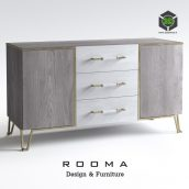 Chest of Drawers Mila Rooma Design(3ddanlod.ir)942