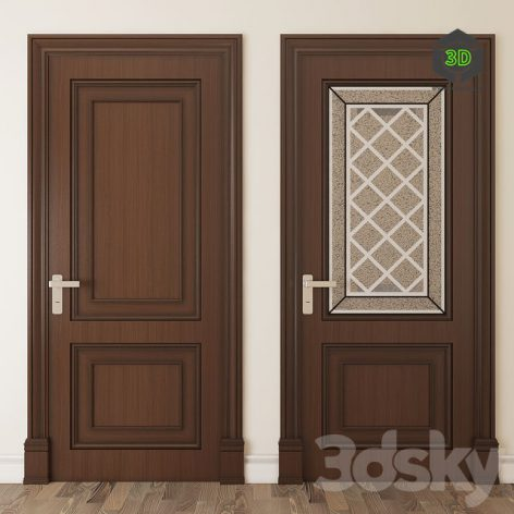 Classic Door 03(3ddanlod.ir)328