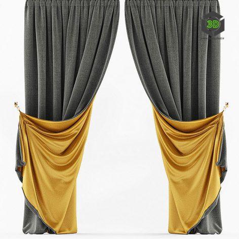 Curtains Sides(3ddanlod.ir)107