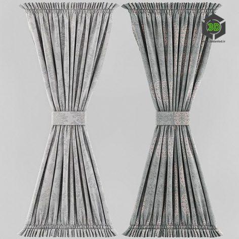Curtains Window(3ddanlod.ir)106