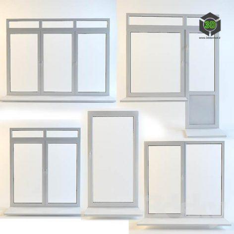 Window (3ddanlod.ir)