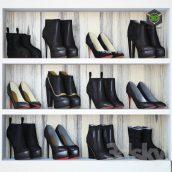 Woman Shoes Set(3ddanlod.ir) 1731