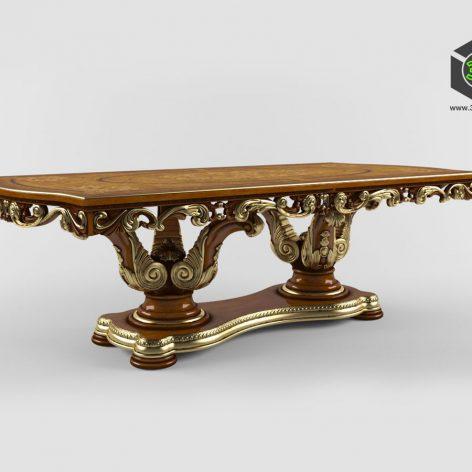 classic furniture 106250 (3ddanlod.ir)