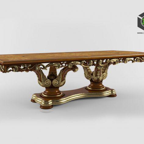 classic furniture 106300 (3ddanlod.ir)