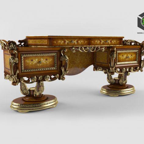 classic furniture 180 (3ddanlod.ir)