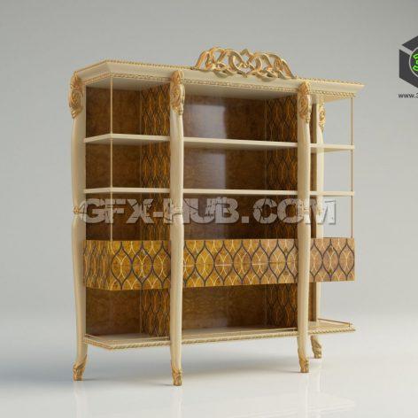classic furniture 307 (3ddanlod.ir)