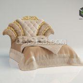 classic furniture 370-I (3ddanlod.ir)