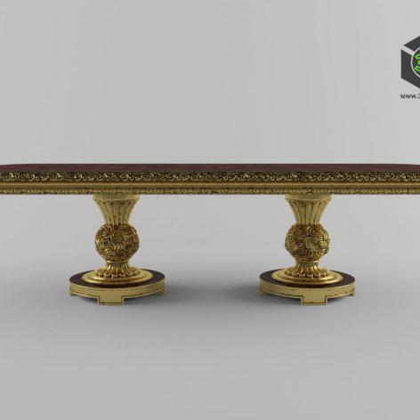 classic furniture 406A (3ddanlod.ir)