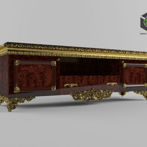 classic furniture 454 (3ddanlod.ir)