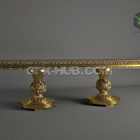 classic furniture 706A (3ddanlod.ir)