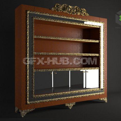classic furniture 707 (3ddanlod.ir)