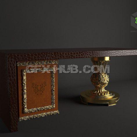 classic furniture 718 (3ddanlod.ir)