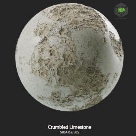 crumbled_limestone (3ddanlod.ir)