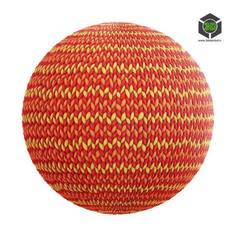 red_and_orange_wool_fabric_26_11 (3ddanlod.ir)