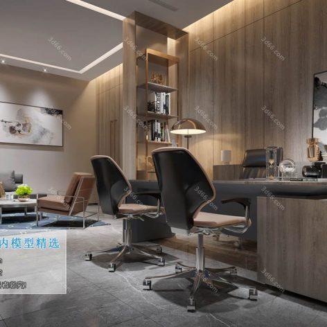 A054-现代风格-Modern style (3ddanlod.ir)