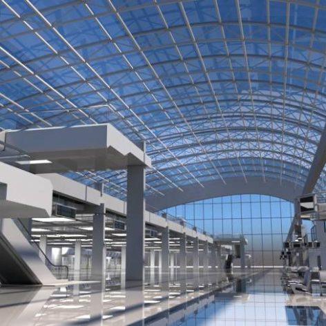 Cubebrush-–-Airport-Check-In-Interior-12 (3ddanlod.ir)