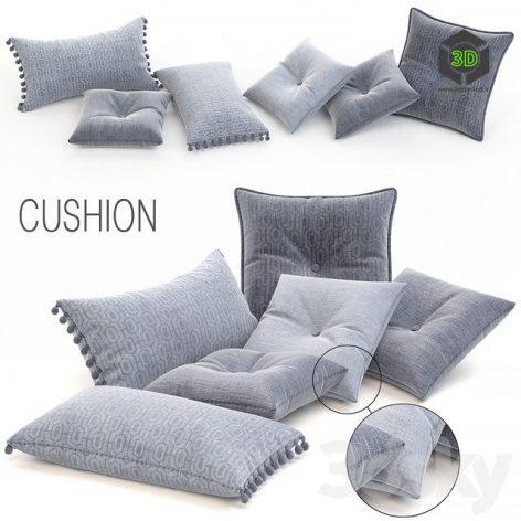 Cushion(3ddanlod.ir)267