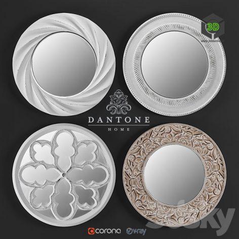 Dantone Round Mirror(3ddanlod.ir)368