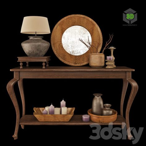 Decorative Set00002(3ddanlod.ir)273