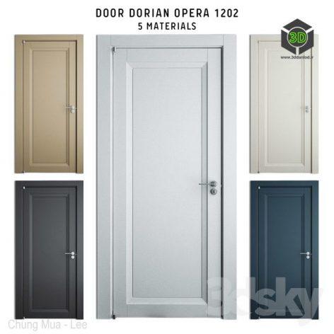 Door Dorian Opera 1202(3ddanlod.ir)437