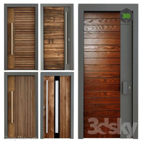 Entrance Doors 2(3ddanlod.ir)680