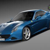 Ferrari California T 2015 - Vray - 3D Model 045 (3ddanlod.ir)