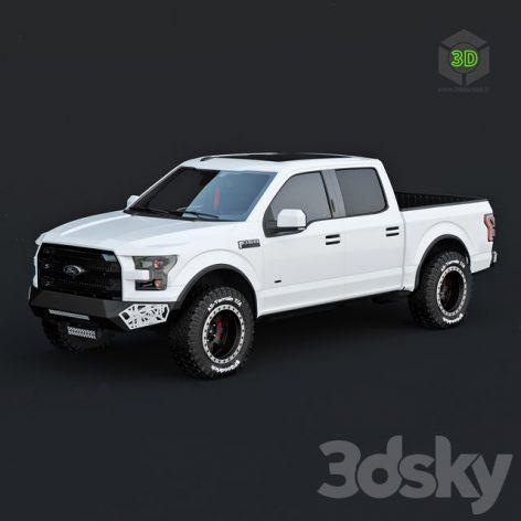 Ford F150 Raptor(3ddanlod.ir)534