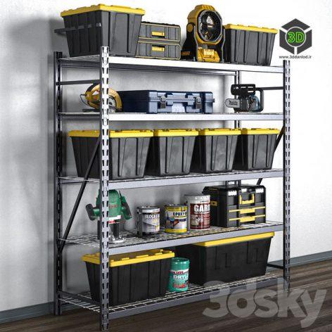 Garage Tools Set 0123ddanlod.ir768 472x472 - دانلود آبجکت ابزار آلات 178