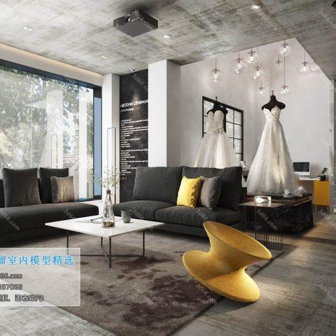 H004-工业风格-Industrial style (3ddanlod.ir)