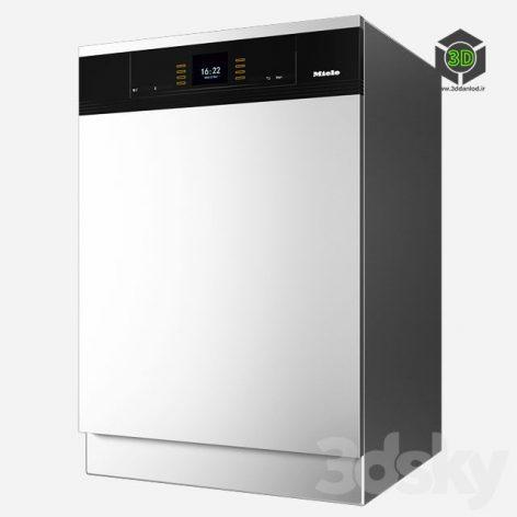 Miele G 6900 SCi Dishwasher(3ddanlod.ir)360