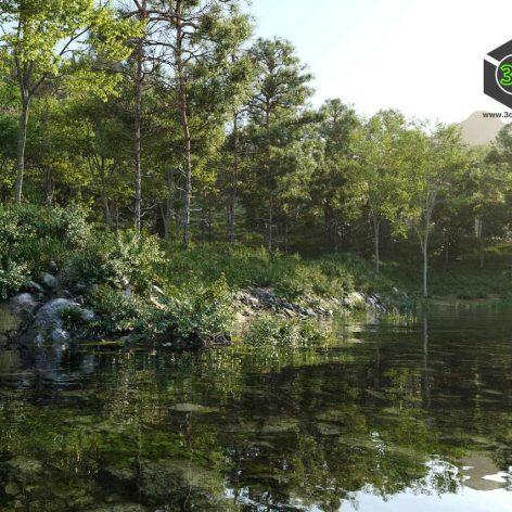 Nouvelle Mesure Lab - Beaver Lake Pack(3ddanlod.ir)846