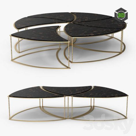 Orion Coffee and Side Table(3ddanlod.ir)242
