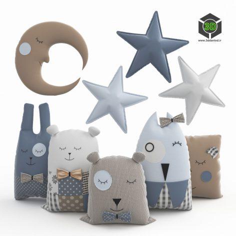 Pillows Toys(3ddanlod.ir)005