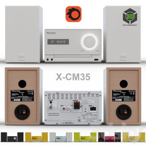 Pioneer X CM35(3ddanlod.ir)526